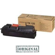 โปรโมชั่น Kyocera Tk 120 หมึกเครื่องถ่ายเอกสารแท้ สีดำ