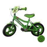 ราคา La Bicycle จักรยาน รุ่น 12 Angry Birds สีเขียว เป็นต้นฉบับ