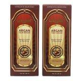 ทบทวน La Bourse Argan Oil Hair Serumลาบูส เซรั่ม อาร์แกน ออยส์ บำรุงเส้นผม แพ็คคู่