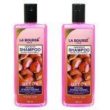 ขาย La Bourse Hair Detox Shampoo ลาบูสส์ แฮร์ ดีท็อกซ์ แชมพู 300Ml แพ็คคู่ ใน ไทย