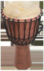ราคา Landwin กลอง เจมเบ้ ไม้ขันเชือก Drum Standard ขนาด W11 Xh23 Djembe Landwin