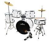 ราคา Landwin กลองชุด 5 ใบ Drum Set 5 Pcs 22 X16 X12L S R H Lw1020Wh สีขาว พร้อมเก้าอี้ และไม้กลอง ใหม่ล่าสุด