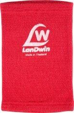 ส่วนลด Landwin สนับเข่า มีลูกฟูก Knee Pad W Cushion 4022 Red White กรุงเทพมหานคร