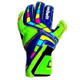 ราคา Landwin ถุงมือ โกล์ว ฟุตบอล Goal Keeper Football Glove Boomer Fingersave Green ใน กรุงเทพมหานคร