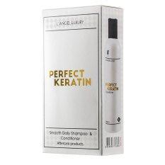 ราคา L Angel Perfect Keratin เพอร์เฟ็ค เคราติน 258Ml X2 กล่องขาว ออนไลน์