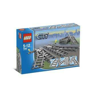 LEGO City 7895 Switching Tracks-