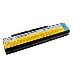 ขาย Lenovo แบตเตอรี่ Ibm Lenovo Ideapad Y500 Y510 Y530 Black ใหม่
