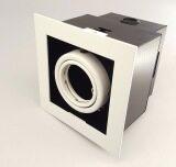 ขาย ซื้อ Leon Light โคมไฟ ดาวไลท์ ดาวไลท์ฝังฝ้า Downlight Recess 1Xmr16 รุ่น Lh Gdl08 1 ขอบขาว แหวนขาว ใน กรุงเทพมหานคร