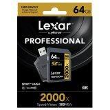 ขาย Lexar 64Gb Sdxc Professional 2000X 300Mb S