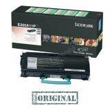 ราคา Lexmark E260A11P E260 E360 E460 สีดำ หมึกแท้ รับประกันศูนย์ เป็นต้นฉบับ Lexmark