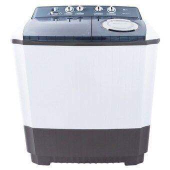 LG เครื่องซักผ้าสองถัง ขนาด 10.5 กก. - รุ่น WP-1350WST