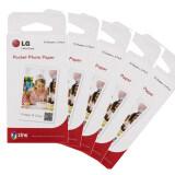 ราคา Lg กระดาษ Zink Paper รุ่น Ps2203 30 แผ่น X 5 กล่อง รวมเป็น 150 แผ่น ใน Thailand