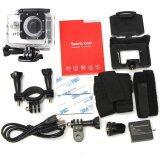 ราคา Lifetime Action Camera Fhd 1080P No Wifi สีขาว เป็นต้นฉบับ