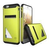 ซื้อ Lific เคส Iphone 6 Plus 6S Plus Case Mighty Card Defense Lime ถูก กรุงเทพมหานคร