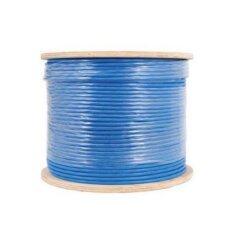 Link US-9256LSZH CAT6A U/UTP XG (500 MHz)CABLE,LSZH 305 M./Roll (Blue)