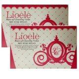 ทบทวน Lioele Make Up Cleansing Tissue กระดาษเช็ดเครื่องสำอาง 30 แผ่น 2 ชิ้น Lioele
