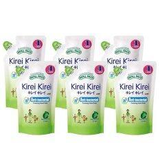 ความคิดเห็น Lion Kirei Kirei Family Foaming Hand Soap สีเขียว กลิ่นองุ่น 200 Ml 6 ถุง