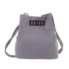 ขาย Little Bag กระเป๋าสะพายข้าง รุ่น Lbag 011 Grey Little Bag เป็นต้นฉบับ