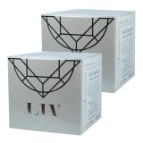 ซื้อ Liv White Diamond Cream ลิฟ ไวท์ ไดมอนด์ ครีม ครีมดีที่วิกกี้แนะนำ บำรุงผิวหน้าเนื้อครีมเข้มข้น 30 Ml 2 กล่อง ถูก