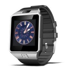 ราคา Lnw นาฬิกาโทรศัพท์ รุ่น Nz09 สีดำ กล้องนาฬิกาบูลทูธ ใส่ซิมได้ Bluetooth Smart Watch Sim Card Camera ใหม่ ถูก
