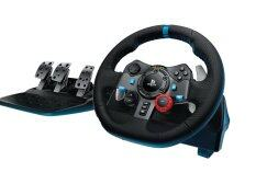 Logitech G29 Racing Wheel (Black)