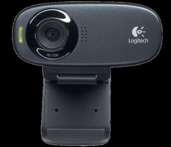 Logitech HD Webcam รุ่น C310 - Black