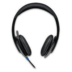 Logitech ชุดหูฟัง USB รุ่น H540