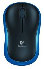 ทบทวน Logitech Wireless Mouse รุ่น M185 Blue Logitech