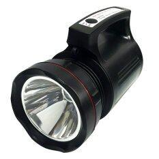 ซื้อ Lotte ไฟฉายแรงสูง หลอด T6 กันน้ำ ลำแสงพุ่งไกลมาก 15W High Power Search Light Model 8006 Lotte เป็นต้นฉบับ