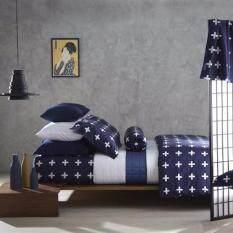 ซื้อ Lotus Impression ชุดผ้าปูที่นอน ลายพิมพ์ รุ่น Li047 ขนาด 5ฟุต ใหม่
