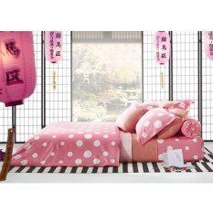 ขาย Lotus Impression ชุดผ้าปูที่นอน ผ้านวม ลายพิมพ์ รุ่น Li 037B Lotus ใน กรุงเทพมหานคร