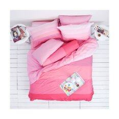 Lotus Impression รุ่นสีพื้น ชุดผ้าปูที่นอน รุ่น Li Sd 04B ถูก