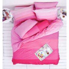 ขาย ซื้อ ออนไลน์ Lotus Impression ชุดผ้าปูที่นอน รุ่น Stripes ลาย Sd04B