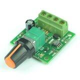 ซื้อ Low Voltage Dc 1 8V 3V 5V 6V 12V 2A Pwm Motor Speed Controller ออนไลน์ จีน