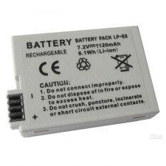 ราคา Lp E8 แบตเตอรี่แคนนอน Eos 550D 600D 650D 700D Canon Battery Unbranded Generic ออนไลน์
