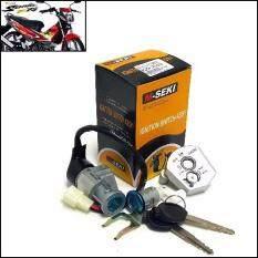 ซื้อ M Seki สวิทกุญแจ สตาร์ท ล๊อคเบาะ ฮอนด้า โซนิค ใหม่ Honda Sonic 2004 M Seki ถูก