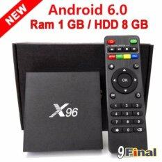ขาย M8S M8S X96 1 Gb 8Gb Amlogic S905X Android 6 Tv Box Ipplaybox Quad Core 3D 4K 2K Ultra Hd 2160P Hdmi 2 ใน ไทย