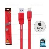 ขาย Maker Remax Cable I5 I6 2M Full Speed Red เป็นต้นฉบับ