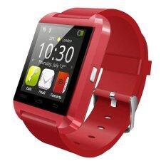 ซื้อ Maker Watch Bluetooth Smart Watch รุ่น U8 Red ใหม่
