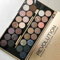 ขาย Makeup Revolution Fortune Favours The Brave Eye Shadow Palette ถูก Thailand