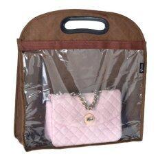 ขาย M T ถุงถนอมกระเป๋ Handbags Storage Bag Size M สีน้ำตาล ออนไลน์