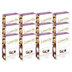 ขาย Mangosteen Tamarind Herbal Soap ลาเวนเซ่ สบู่สมุนไพรมังคุดและมะขาม 90 กรัม 12 ก้อน Lavenze ถูก