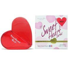 ขาย ซื้อ ออนไลน์ Marie Pierre Paris น้ำหอม ซีรี่ส์หัวใจ สีแดง กลิ่นหอมลึกซึ้ง จนต้องตกหลุมรัก สีแดง ขนาด 50 มล