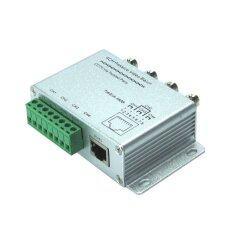 Marshal  UTP Passive Video Balun 4 Ch. (300M.) For CCTV  (HDTVI/AHD/HDCVI/CVBS)