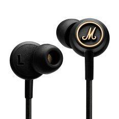 Marshall หูฟังอินเอียร์ รุ่น Mode EQ (black) ของแท้ ประกันศูนย์ไทย
