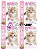 ซื้อ Maru มารุ อาหารเม็ด สำหรับลูกแมว รสทูน่า ซูชิ ขนาด 900 กรัม 4 ถุง ไทย