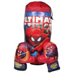 ขาย Marvel ของเล่น นวม กระสอบทราย ชกมวย ชุดนวมกระสอบทราย สไปเดอร์แมน Marvel Ultimate Spider Man Usm9016 กรุงเทพมหานคร ถูก