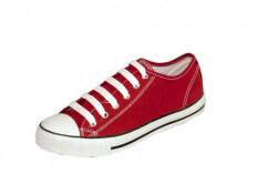 ราคา Mashare รองเท้าผ้าใบแฟชั่น มาแชร์ Us รุ่น 191 สีแดง