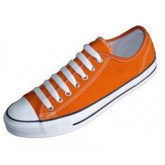 ขาย Mashare รองเท้าผ้าใบแฟชั่น มาแชร์ Us รุ่น 191 สีส้ม