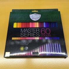 ซื้อ Master Art มาสเตอร์อาร์ต Master Series ดินสอสีไม้ 60สี Master Art ออนไลน์